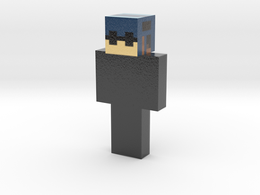 Skin_Output1575041033923 | Minecraft toy in Glossy Full Color Sandstone