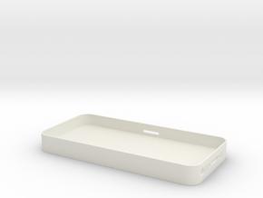 多功能手機殼 in White Natural Versatile Plastic