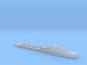 HMS Havant class destroyer 1:4800 WW2 in Smooth Fine Detail Plastic