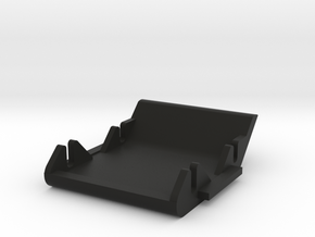 KYOSHO DOUBLE DARE FRONT SKID PLATE in Black Natural Versatile Plastic