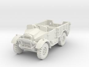 Morris CS8 (open) 1/87 in White Natural Versatile Plastic