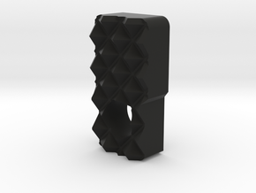 Strikeface for Strikeface ONLY for KWA Kriss Vecto in Black Natural Versatile Plastic