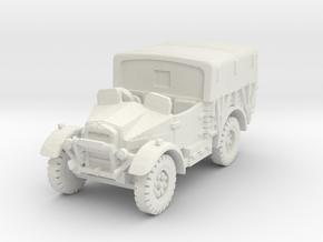 Morris CS8 (open) covered 1/100 in White Natural Versatile Plastic