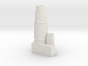 Conquest cannon in White Natural Versatile Plastic