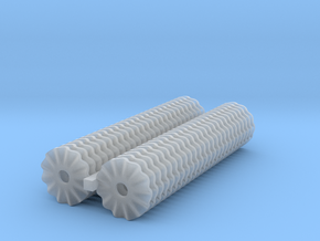 1/64 wave coulter 8.35 mm od, 2mm id x 50 pcs in Smooth Fine Detail Plastic