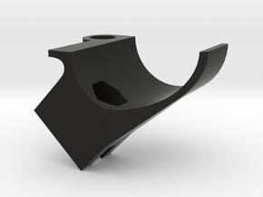 Shimano I-Spec A/B to I-Spec II adapter v2- Right in Black Natural Versatile Plastic