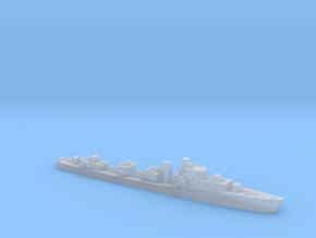 HMS Saumarez destroyer 1:4800 WW2 in Smooth Fine Detail Plastic