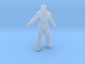 Sub Zero W/ Sword (MKX) in Smooth Fine Detail Plastic