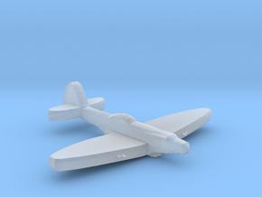 Supermarine SeaFire Mk XV 1:1250 WW2 in Smooth Fine Detail Plastic