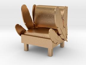 Take a Break-Feather Sofa in Natural Bronze