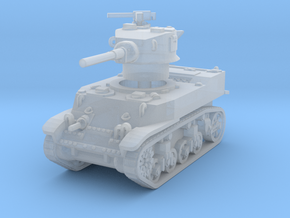 M5 Stuart 1/200 in Smooth Fine Detail Plastic