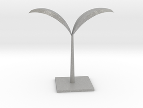 Seedlings in Aluminum
