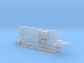 1:350 Scale Fantail - USS Enterprise CVN-65 in Smooth Fine Detail Plastic