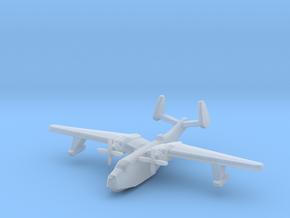 US Martin PBM5 Mariner seaplane bomber 1:600 WW2 in Smooth Fine Detail Plastic