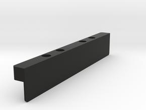 mustang hoonicorn frontplate for Hoonigan log for  in Black Natural Versatile Plastic