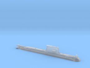 HMAS COLLINS WL - 2400 in Smooth Fine Detail Plastic