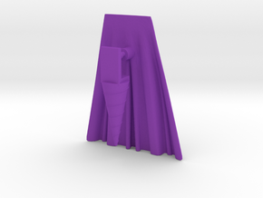 Devastator Action Master Zone Kit in Purple Processed Versatile Plastic