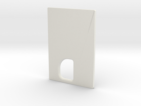 TLF# - DNA75C - Door - CUSTOM in White Natural Versatile Plastic