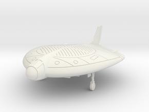(1:144) Focke Rochen (Gear down) in White Natural Versatile Plastic
