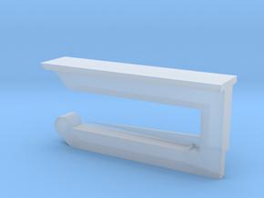 ladder holder for 1:50 mobile crane  in Smooth Fine Detail Plastic