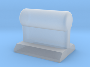 Duygu Mold Handle in Smooth Fine Detail Plastic