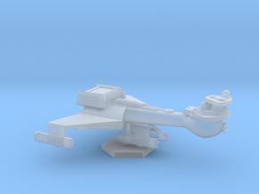 7000 Scale Klingon B10 Battleship WEM in Smooth Fine Detail Plastic