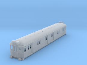 o-148fs-ner-d222-motor-luggage-van in Smooth Fine Detail Plastic