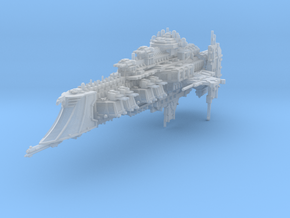 Long Serpent (Refit) in Smooth Fine Detail Plastic
