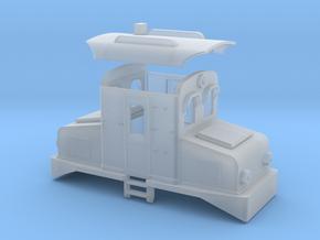 CJ Te 2/2 in Smooth Fine Detail Plastic: 1:120 - TT