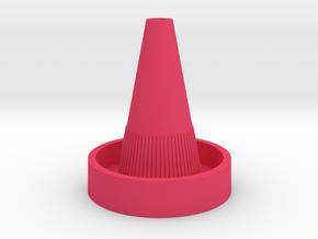 Nemesis Drill in Pink Processed Versatile Plastic