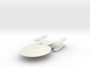 Owen Class FastCruiser in White Natural Versatile Plastic