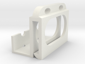 Oculus Quest Counterweight & Battery Holder in White Natural Versatile Plastic
