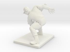 Printle C Homme 1579 - 1/24 in White Natural Versatile Plastic