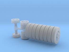 Trilex 2-Achser in Smooth Fine Detail Plastic