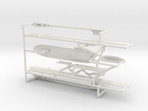 042G IAI Heron Kit 1/72 in White Natural Versatile Plastic
