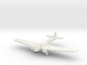 1/285 (6mm) Tupolev R-6 in White Natural Versatile Plastic