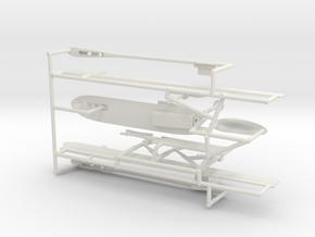 042I IAI Heron Kit 1/48 in White Natural Versatile Plastic