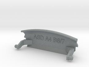 Audi A4 B6 armrest lid standart in Polished Metallic Plastic