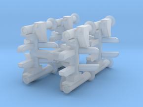 MILAN ATGM (x8) 1/160 in Smooth Fine Detail Plastic