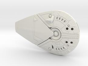 DCH Talon Spaceship - Concept Design Quest in White Natural Versatile Plastic