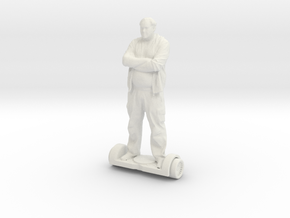Printle C Homme 1895 - 1/24 - wob in White Natural Versatile Plastic