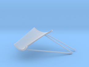 Plume deflector in Smooth Fine Detail Plastic