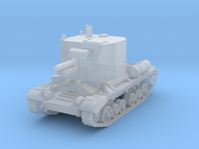 Bishop Tank 1/160 in Smooth Fine Detail Plastic