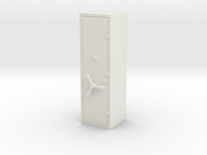 Large Safe 1/35 in White Natural Versatile Plastic