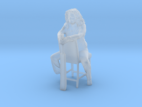 Printle C Femme 1234 - 1/48 - wob in Smooth Fine Detail Plastic