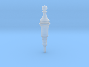 Pawn Plug, Spinotto elettrico Pedone RE2 Remake in Smooth Fine Detail Plastic