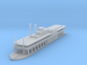 1/1200 SS Sultana in Smooth Fine Detail Plastic