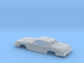 38mm Wheelbase 1973 Pontiac Grand Prix Body in Smooth Fine Detail Plastic