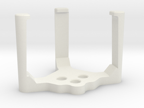 Google Wifi mount in White Natural Versatile Plastic