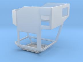 DAF TT cabine 1 op 87 in Smooth Fine Detail Plastic